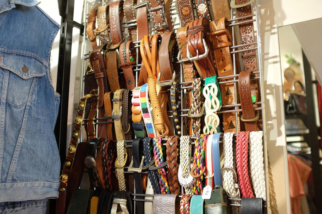 Vintage-belts