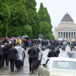 Anzac Day - Melbourne 2015
