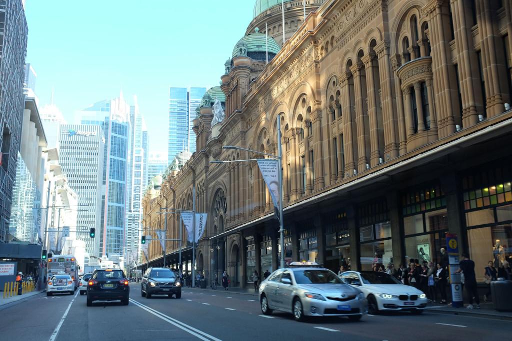 QVB-Sydney