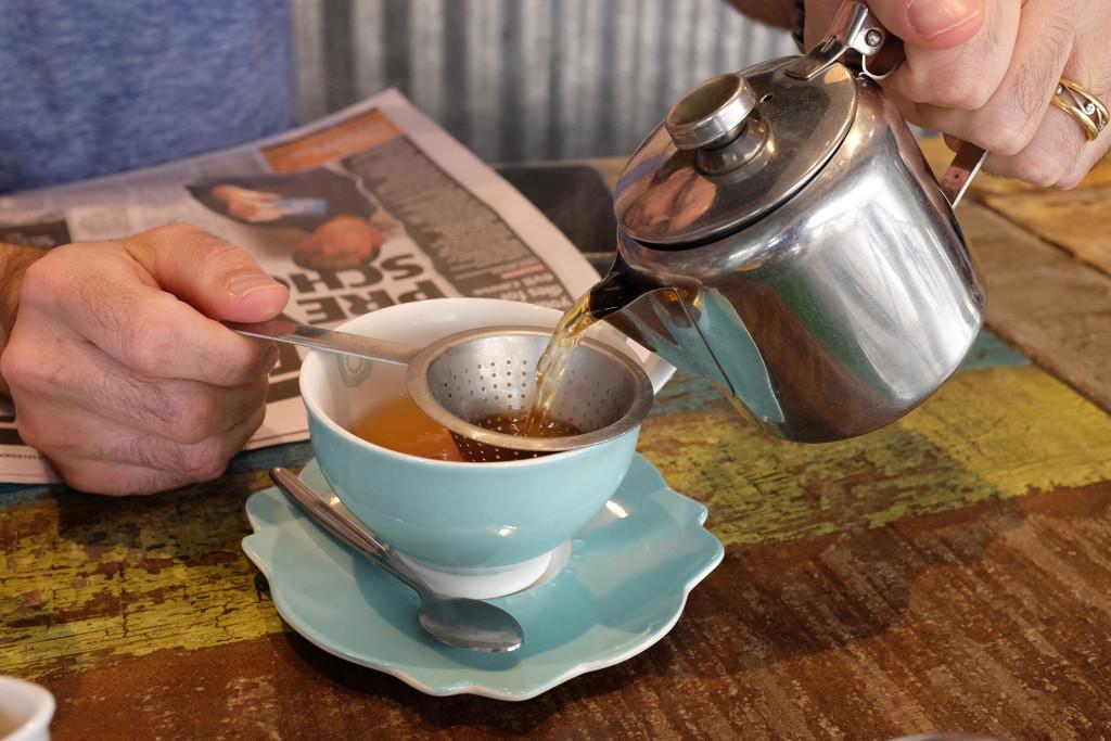 Scrambled-tea