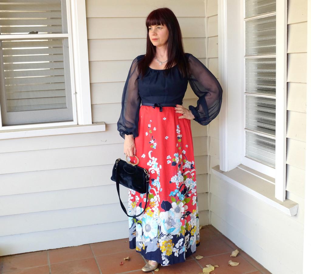 American-Rag-Vintage-Dress