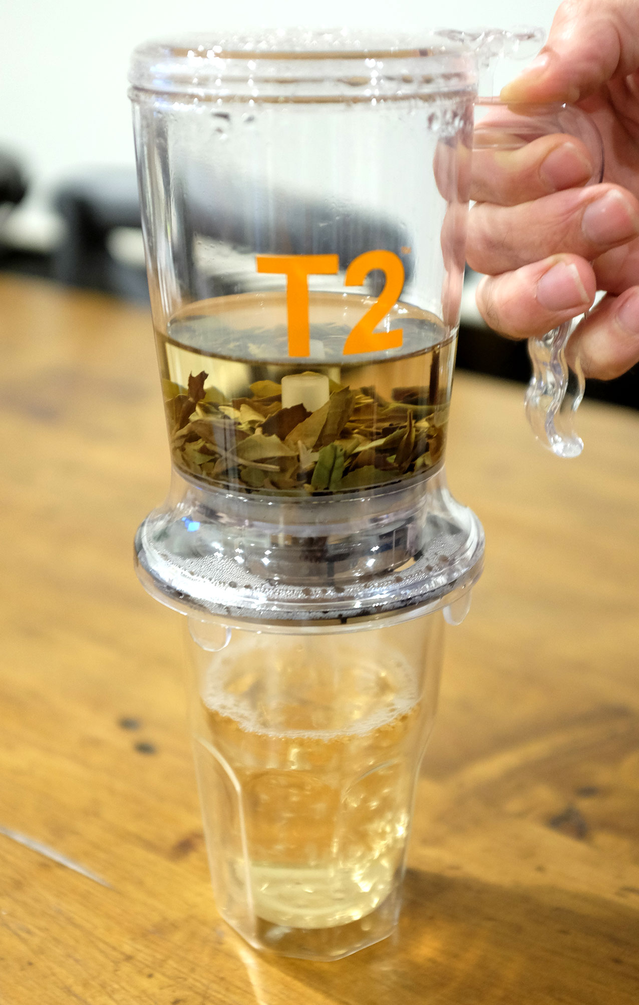 Gadget Review T2 Teamaker Zinc Moon
