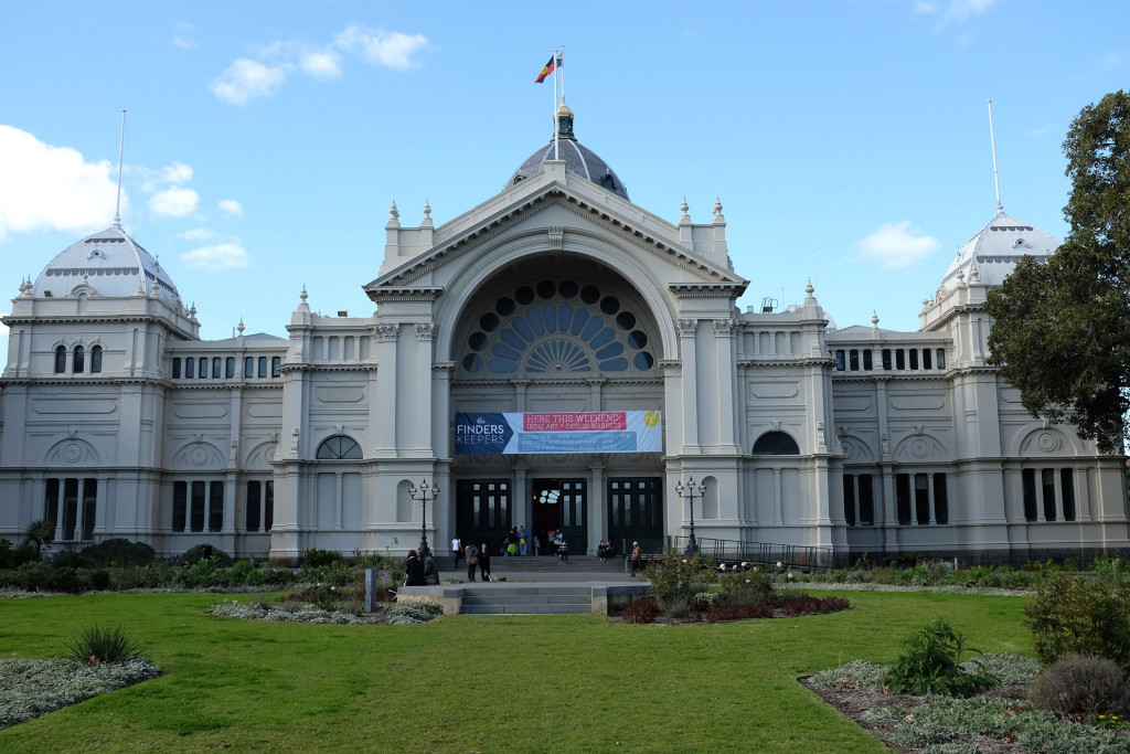 Royal-Exhibition-Building