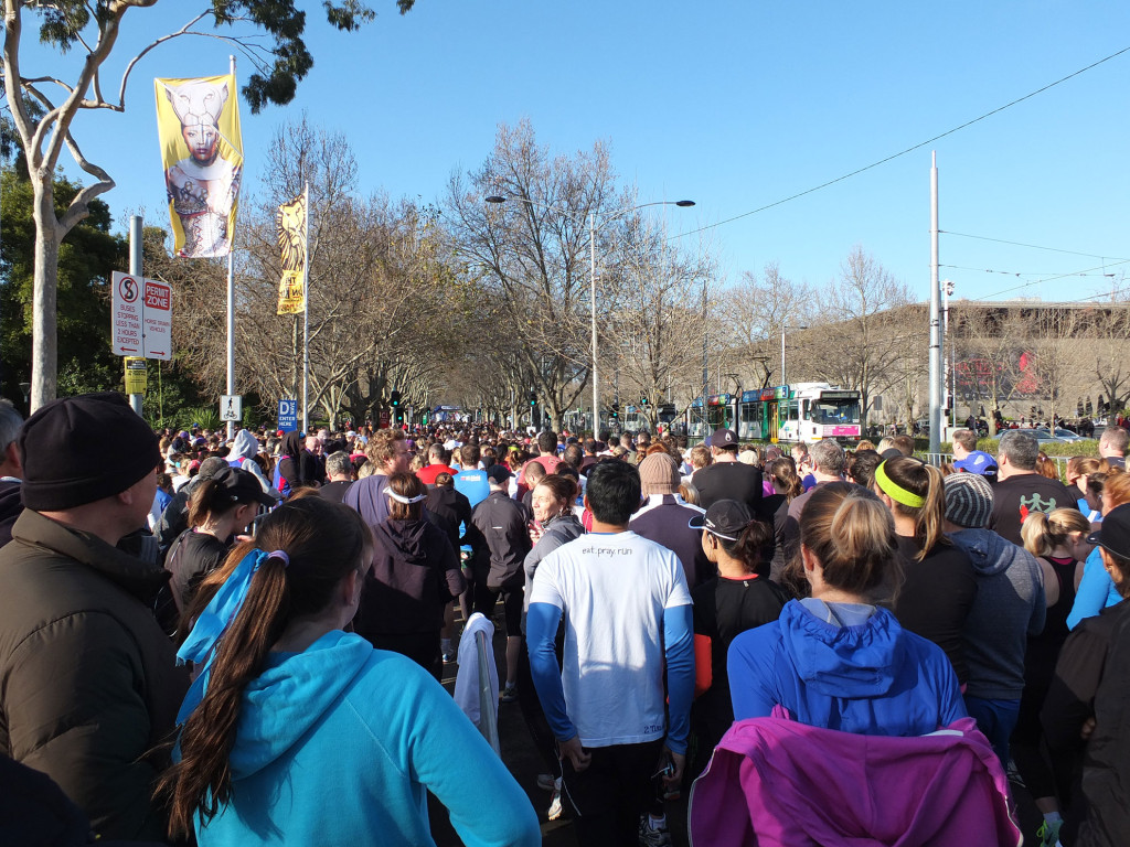 Run-Melbourne-10km-Start