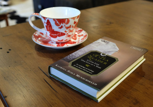 A-Tea-Reader