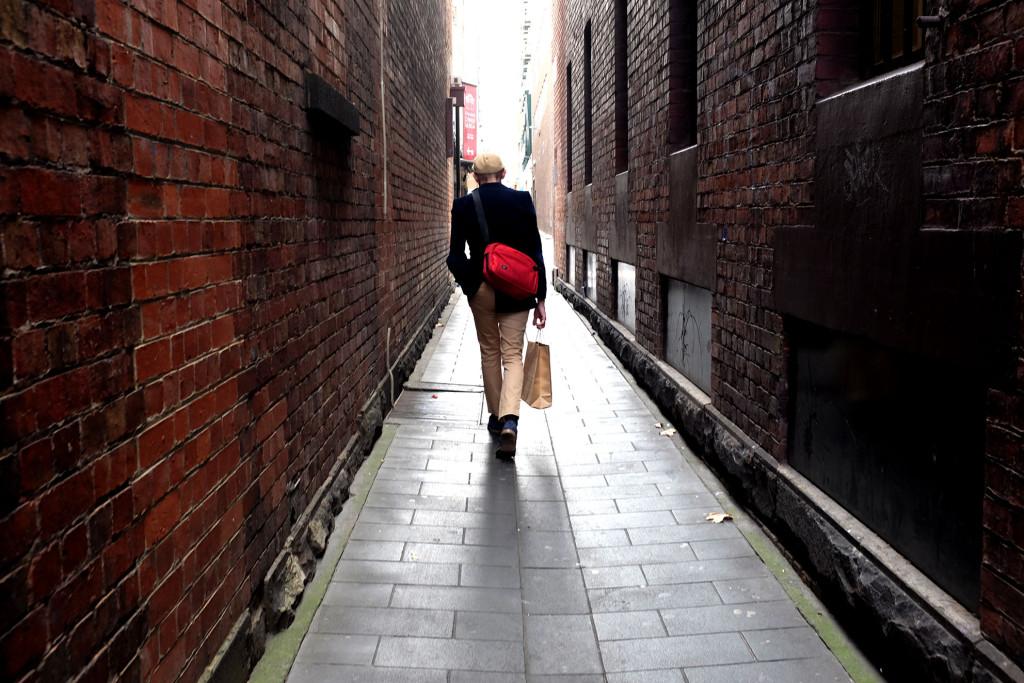 Exploring-laneways