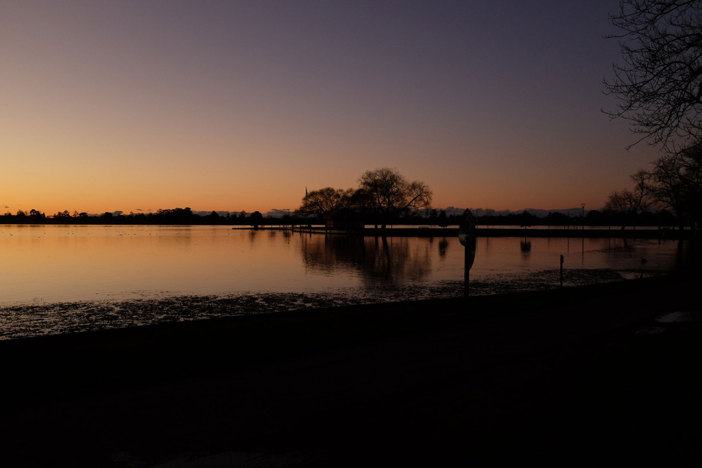 Lake-Wendouree-Sunset