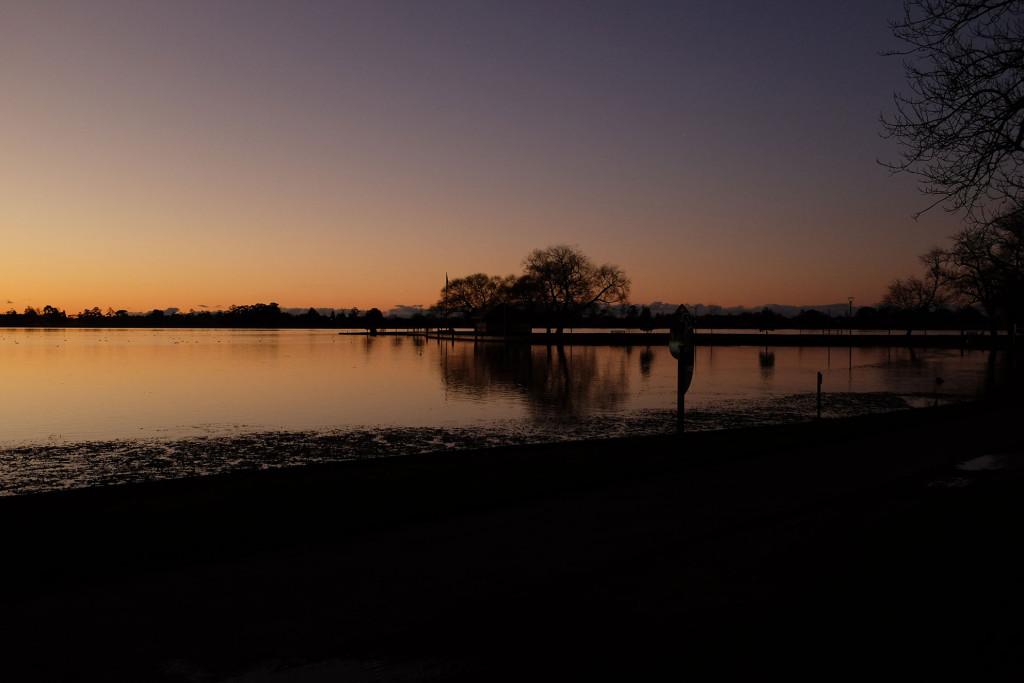 Lake-Wendouree-Sunset