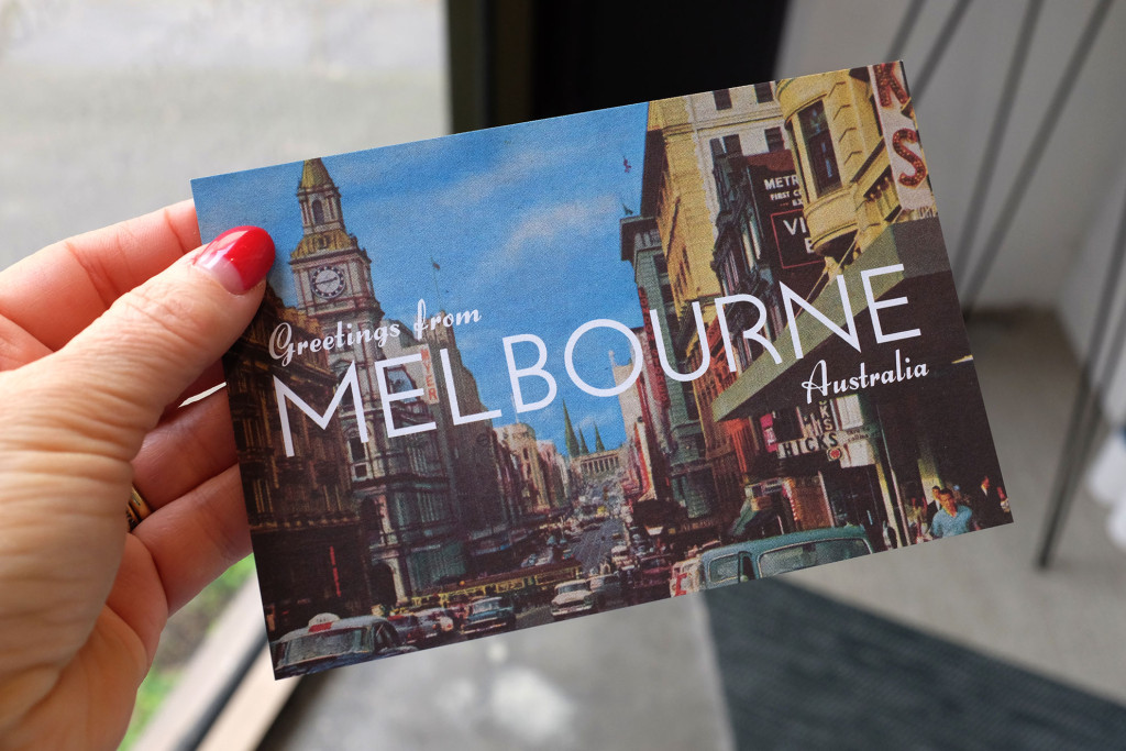 Melbournalia-Postcard