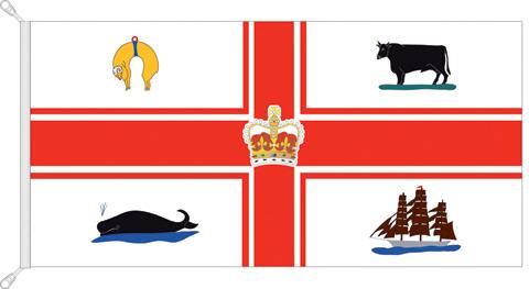 Melbourne-Flag