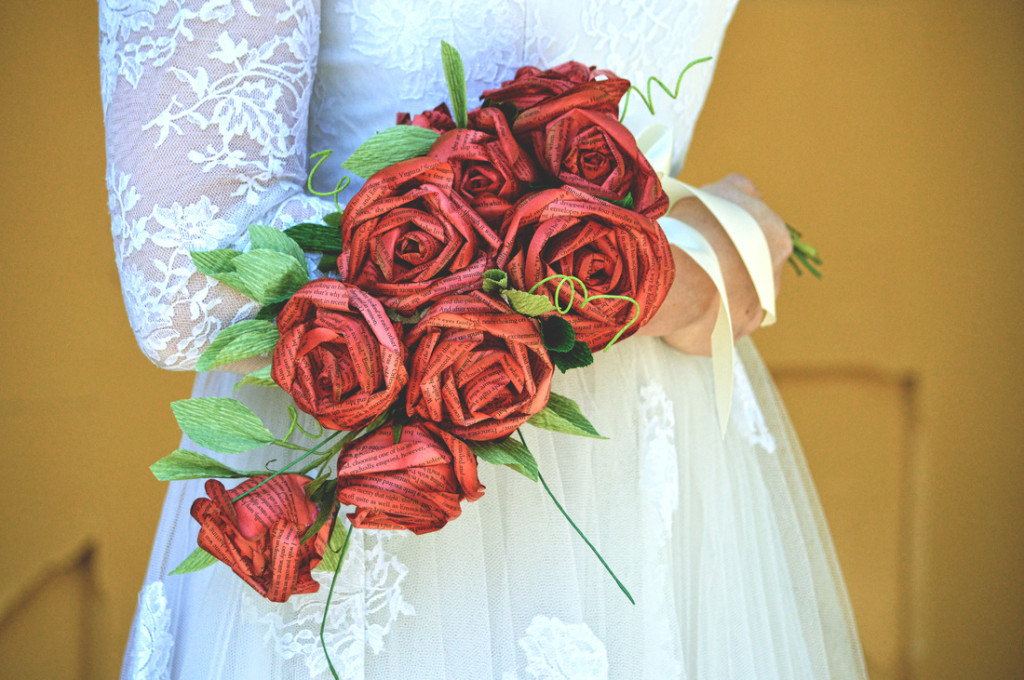 Miss Poppins Wedding bouquet