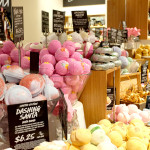 What I am Loving - Lush Handmade Cosmetics