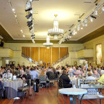 Myer Mural Hall High Tea