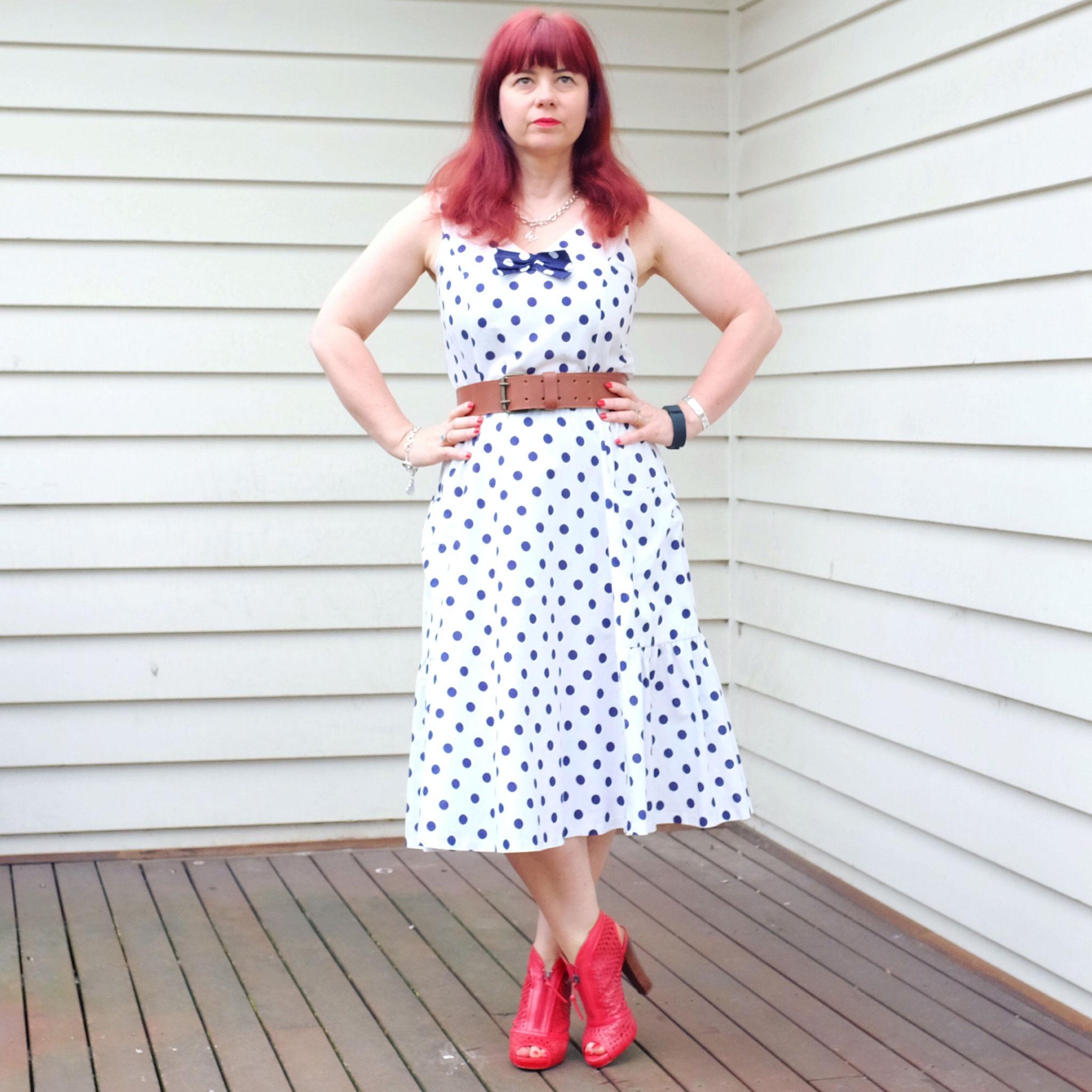 Halter summer maxi dress
