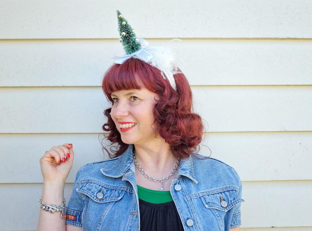 Christmas-Tree-Headband