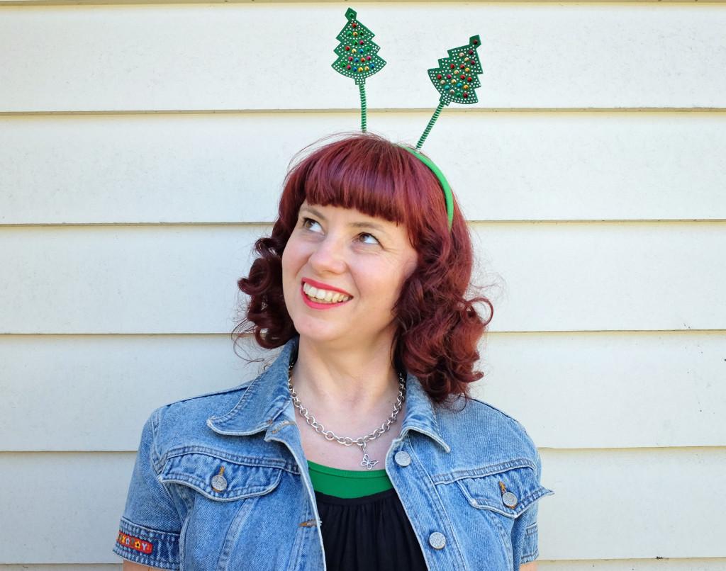 Christmas-Trees-Headband