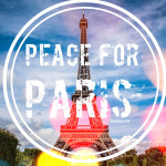 The World mourns yet again...Peace for Paris