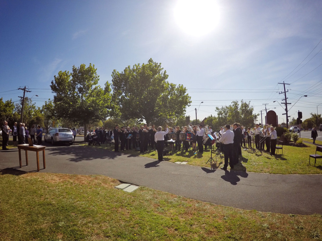 Brass-band-farewell-band