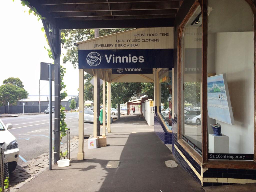Vinnies-Store