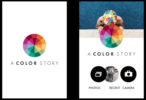 App Review – A Colour Story
