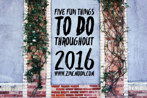 Five-fun-things-to-do