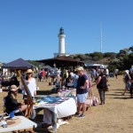 Pt Lonsdale Lighthouse Engine Shed Artisan Market