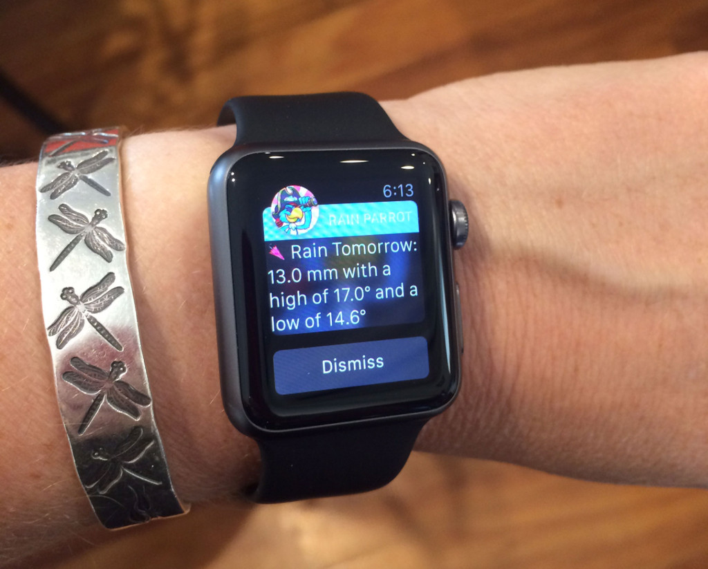 Rain-Parrot-Apple-Watch-Notification