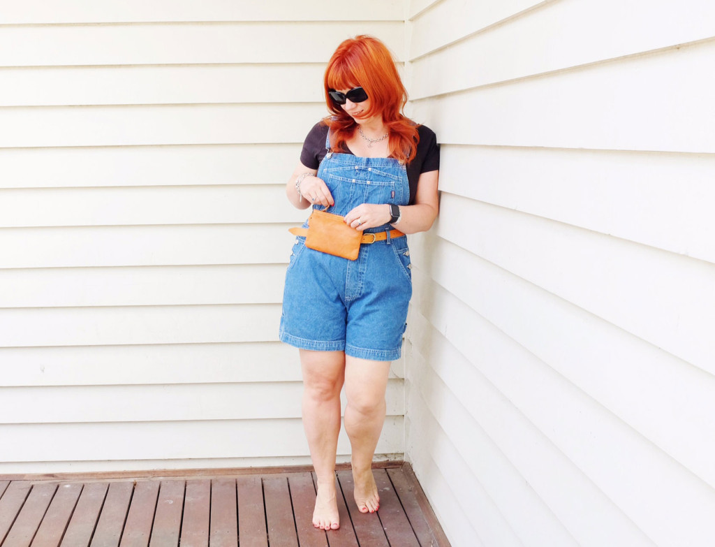 Belt-Bag-with-denim-romper