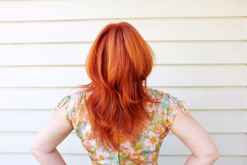 Copper-Hair