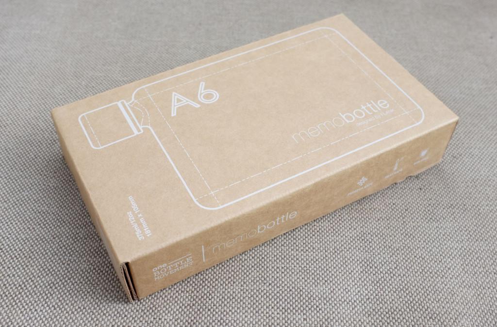 Memobottle-packaging