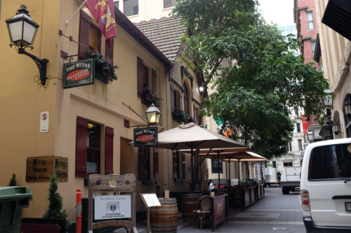 Mitre-Tavern