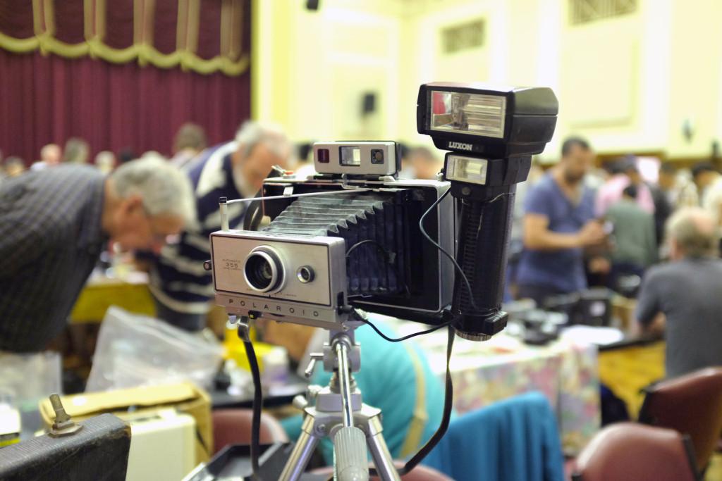 Polaroid-Land-Camera