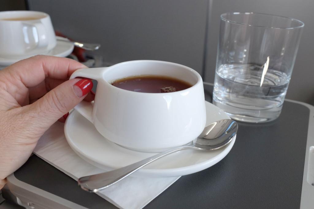Qantas-tea