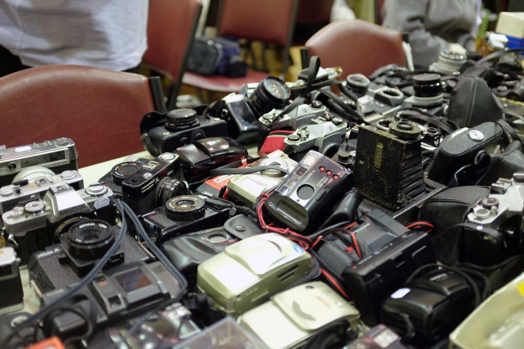 Second-hand-cameras