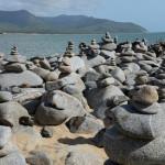 Captain Cook Highway - Rock Stacks