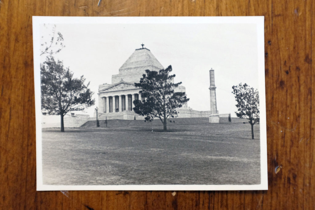 Shrine-of-Remembrance-1930s-side-view