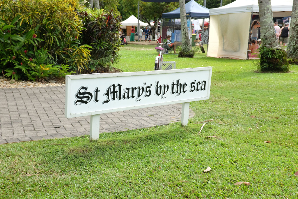 St-Marys-By-the-Sea-Sign