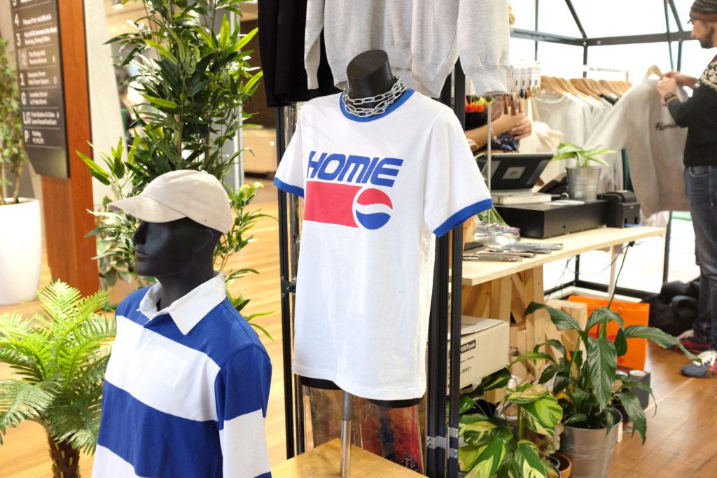 HoMie-T-shirt