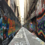 Laneways of Melbourne - Union Lane