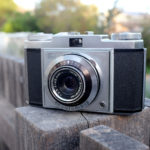 Zeiss Ikon Contina 1A - First Film