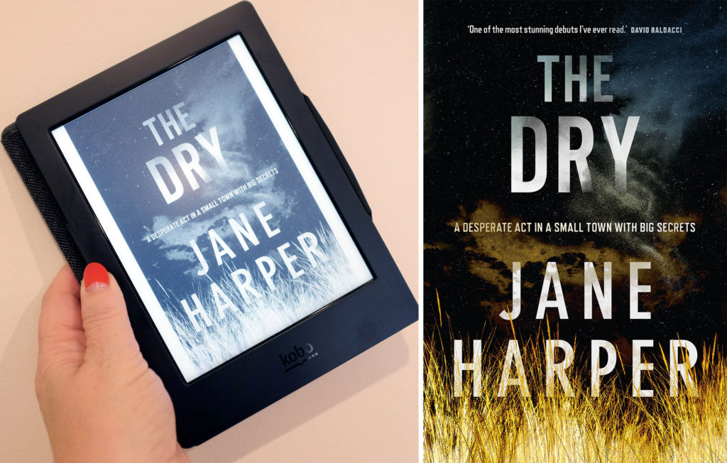Book Review - The Dry