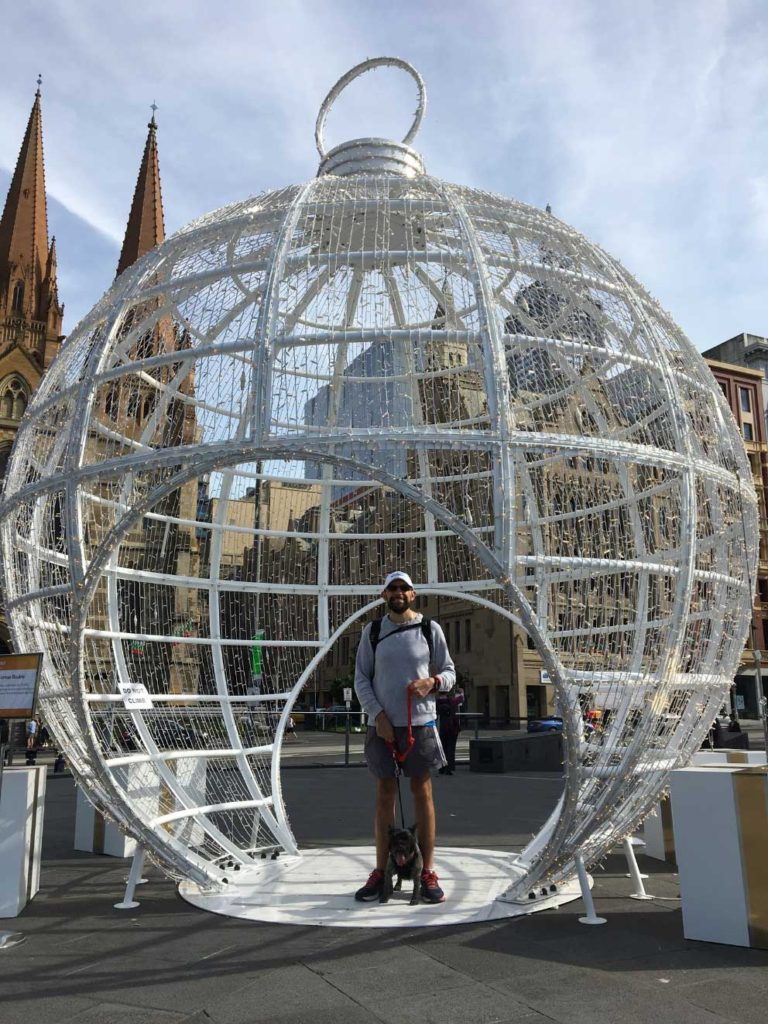 bauble-federation-square