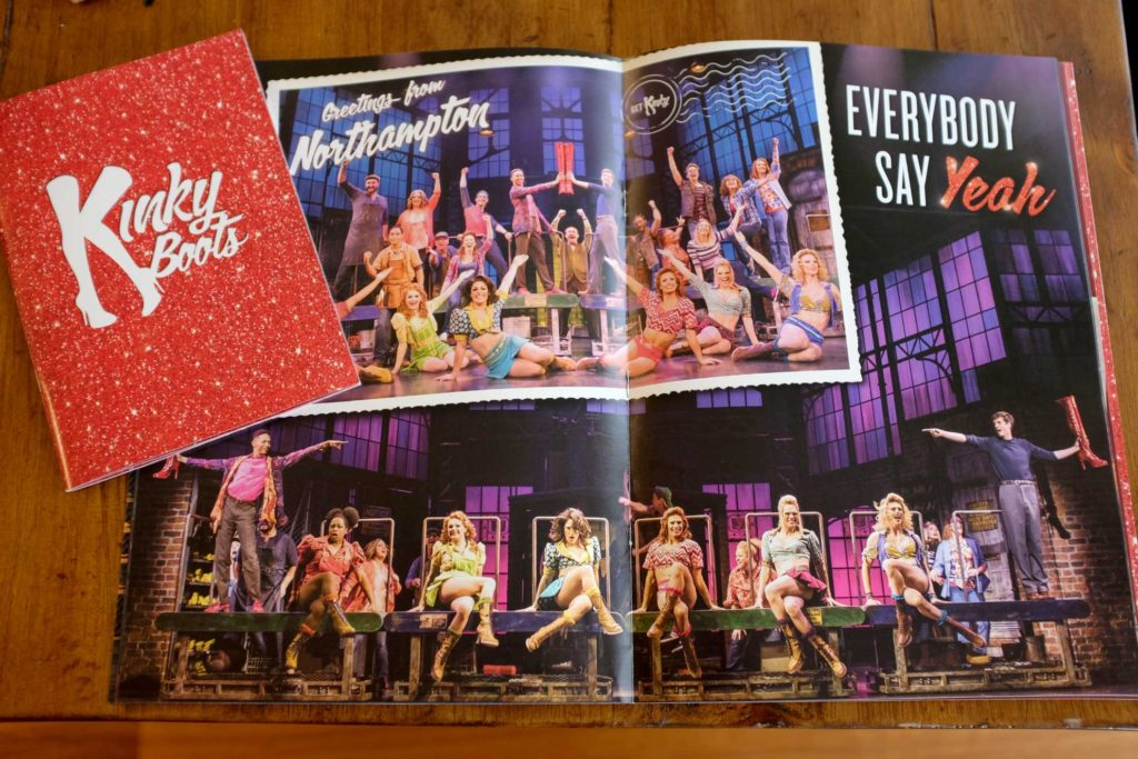 Kinky-Boots-Melbourne-Program