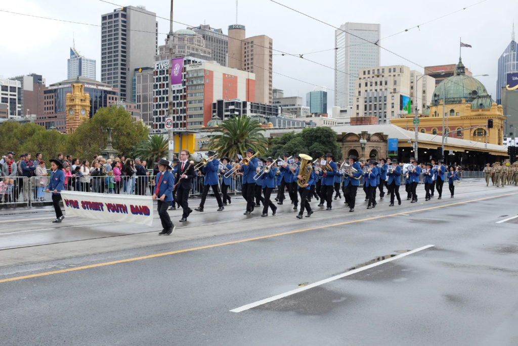 Anzac-Day-2017-Hyde-Street-Band