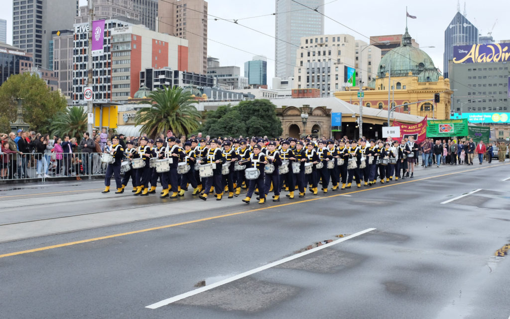 Anzac-Day-2017-drum-corp