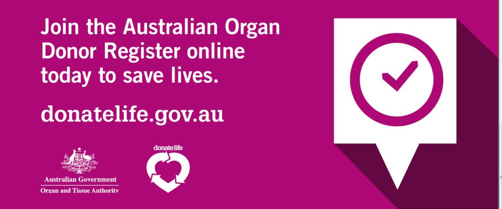 DonateLife Registration