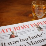 The Saturday Paper - The New Paper on the Block!
