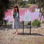 The Pink Lake of Melbourne
