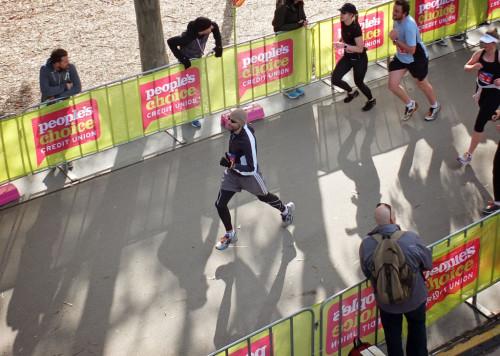 Run-Melbourne-10km-Finishing