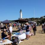 Pt Lonsdale Lighthouse Engine Shed Artisan Market